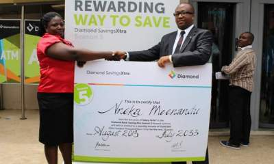 5 Budding Entrepreneurs Share N15m in Diamond Bank BET7
