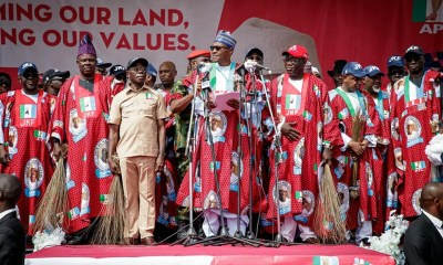 Rivers APC Condemns Disruption of Rivers Bye-Election