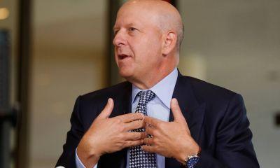 Goldman Sachs Picks David Solomon as Next CEO