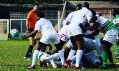 Rugby: Nigeria Names Squad for Africa Men's Regional Sevens