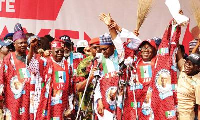 APC Group Hails Oshiomhole for Leading Party to Victory in Ekiti