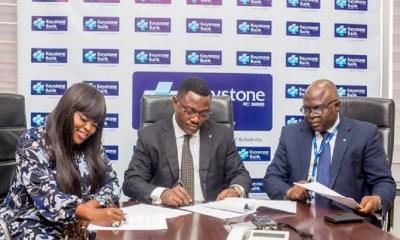 Keystone Bank Picks Funke Akindele as Brand Ambassador
