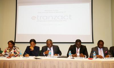 PHOTO NEWS: eTranzact Holds 14th AGM in Lagos