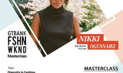 Nikki Ogunnaike, Julia Sarr-Jamois to Share Knowledge at GTBank Fashion Weekend Masterclass