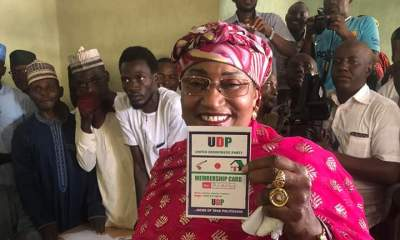 This Will Be Your Last Christmas in Pains--UDP Tells Taraba Electorates