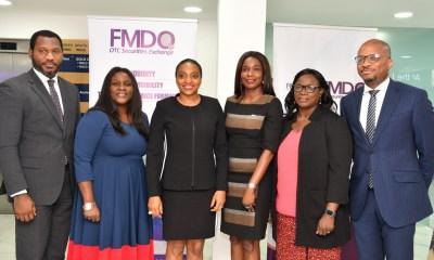 FMDQ Holds Nigerian Debt Capital Markets Sensitisation Session