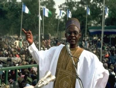 Image result for Ex-President Shagari dies at 93