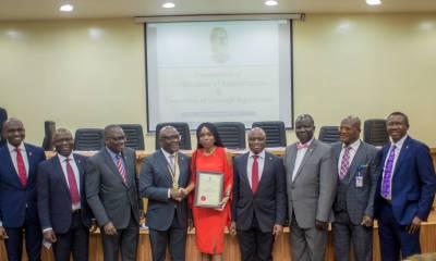 CIBN Accredits UBA Academy