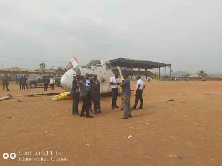 Osinbajo Speaks on Involvement in Kogi Plane Crash