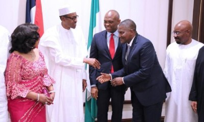 Dangote, Ovia, Elumelu, Others Make Nigeria's Top 10 Philanthropists