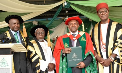 Universities Deserve Special Funds for Research—Dangote