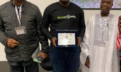 Farmcrowdy Gets United Nations' Recognition