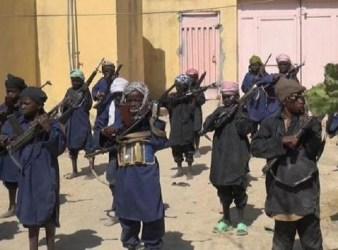 boko haram suicide bomber children