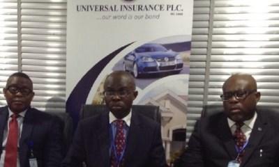 Universal Insurance Plc