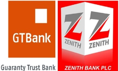 Zenith Bank, GTBank May Acquire Other Banks