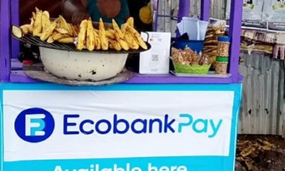 Excitement as Transactions on EcobankPay Reach N2bn