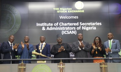 ICSAN Urges Stockbrokers to Join Institute
