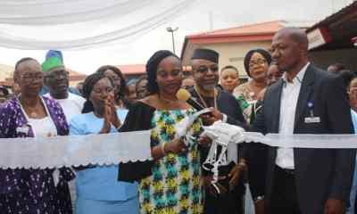 Ogunsola Foundation Donates to LASUTH
