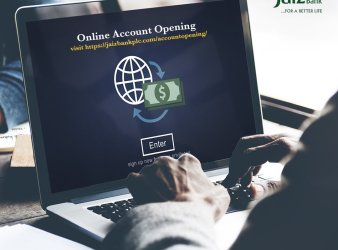 Jaiz Bank online account opening