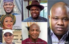 Kogi & Bayelsa elections