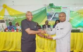 NMA Meritorious Service Award Imo Deputy Governor