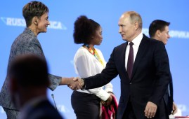 Abramova Putin (Sochi)