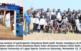 Keystone Bank Inter-Divisional Games