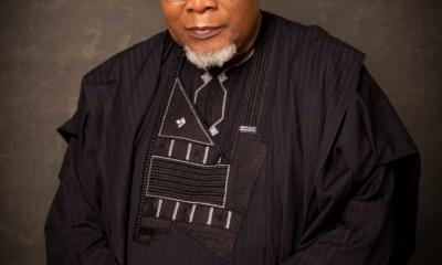 Fountain University Chancellor Umaru Mutallab