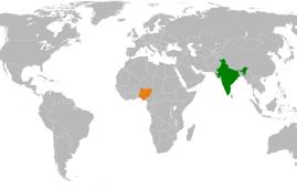 nigeria india trade volume