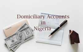 domiciliary accounts