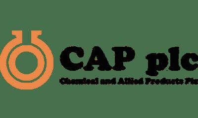 CAP Plc dividend