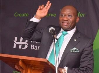 Heritage Bank MD Ifie Sekibo