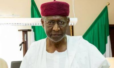 BREAKING: Buhari's Chief of Staff Abba Kyari Dies