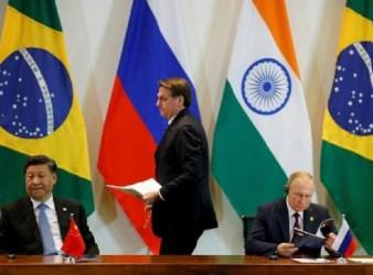 Xi and Putin at BRICS