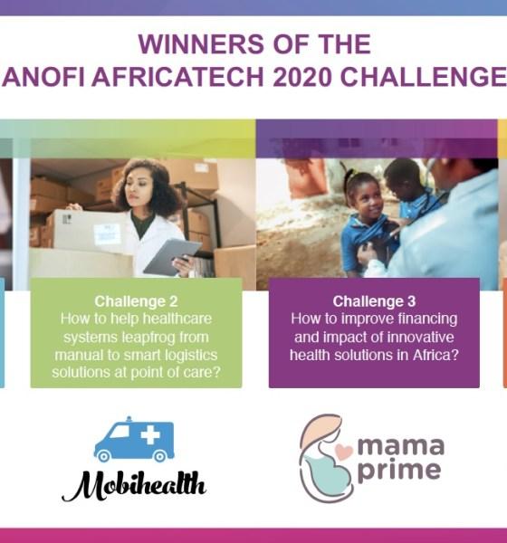 AfricaTech 2020 winners