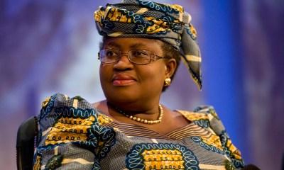 Ngozi-Okonjo-Iweala WTO Director General