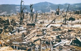 devastation of Hiroshima