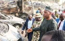 Attack on Borno Governor