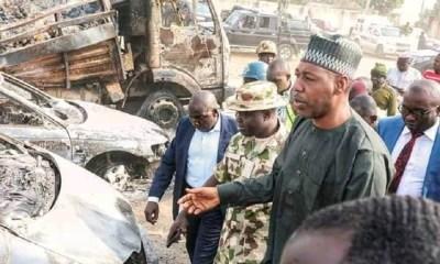 Attack on Borno Governor