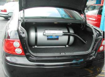 LPG Cars convert