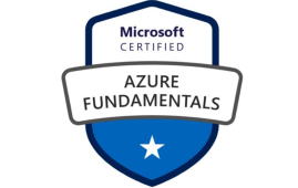 Microsoft AZ-900 Certification Exam