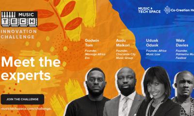 Music-Tech Innovation Challenge 2020