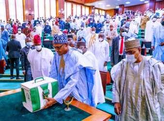 Buhari 2021 budget