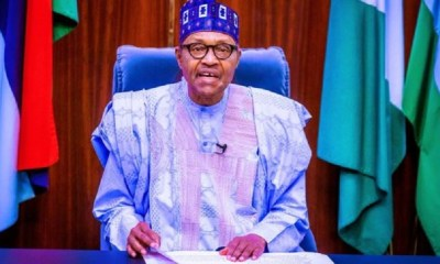 Buhari address the nation
