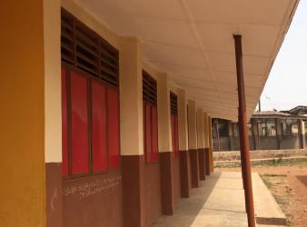 JCI Renovated School