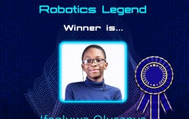 Next Robotics Legend Competition