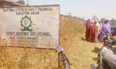 Government Science Secondary School in Kankara