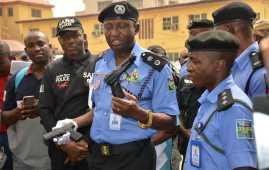 Hakeem Odumosu Lagos Police Commissioner