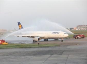 Lufthansa Resumes flights