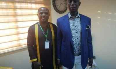 Ned Nwoko NAOSRE Patron